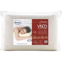 Travesseiro Visco Cervical- Off White- 68X48Cmaltenburg