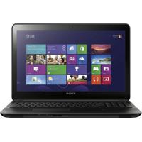 "Notebook Sony Vaio Fit Svf15213Cbb - Preto - Intel Core I5-3337U - Ram 4Gb - Hd 750Gb - Tela 15.5"" - Windows 8"