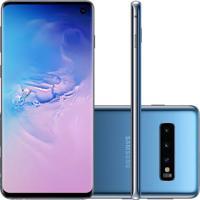 Usado Smartphone Samsung Galaxy S10 128Gb 8Gb Ram Azul (Excelente)