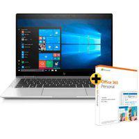 Elitebook Hp X360 1030 G4 + Office 365 Personal Assinatura Anual