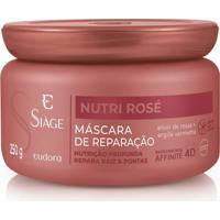 Máscara Capilar Siàge Nutri Rosé 250G