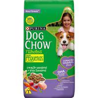 Ração Para Cães Dog Chow Filhotes Raças Pequenas Com 3Kg