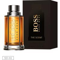 Perfume Boss The Scent Hugo Boss 50Ml
