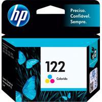 Cartucho Hp 122 Ch562Hb Colorido Para 1000 2000 2050 3050