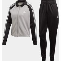 Agasalho Adidas Game Time Feminino - Feminino