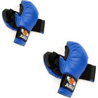 Kit 2 Luvas Para Karate Adulto Jugui - Unissex