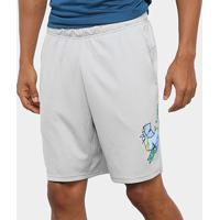 Short Nike Dry 5.0 Dvg Masculino - Masculino-Cinza