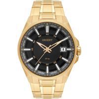 Relógio Orient Masculino Mgss1143 P1Kx Dourado
