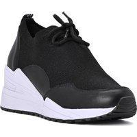 Sneaker Knit Black