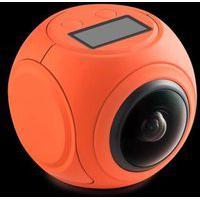 Câmera Panorâmica X-Pheral Wifi Com Óculos V.R Atrio - Dc187 Dc187