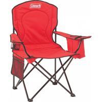 Cadeira Coleman Dobrável Com Cooler Térmico E Porta Copo - Unissex