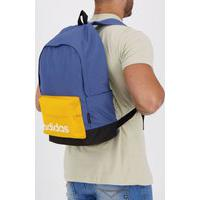 Mochila Adidas Classic Xl Azul E Amarela