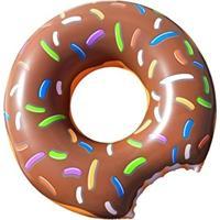 Bóia Gigante Donut Chocolate - Unissex