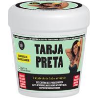 Lola Cosmetics Tarja Preta Queratina Vegetal - Máscara De Reconstrução 230G - Unissex-Incolor