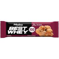 Best Whey Bar Display Atlhetica Nutrition 12 Barras - Unissex