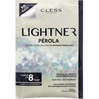 Pó Descolorante Lightner Pérola 50G