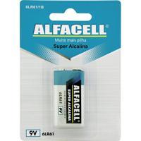 Bateria Alcalina 9V 1 Unidade