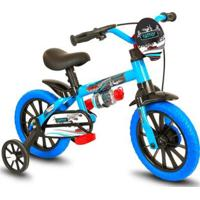 Bicicleta Nathor Veloz Aro 12 Infantil - Unissex
