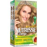 Coloração Nutrisse Garnier 80 Louro Pátria Amada Louro - Unissex-Incolor