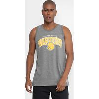 Regata Nba Golden State Warriors Mitchell & Ness Team Arch Masculina - Masculino