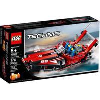 Lego Technic - Barco A Motor Potente - 42089