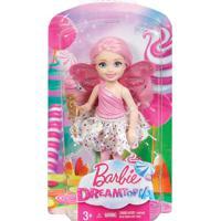 Boneca Barbie Dreamtopia Mini Fadas Ref-Dvm87