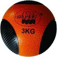 Medicine Ball Slade Fitness Sem Alça - 3Kg - Unissex