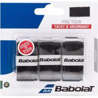 Overgrip Babolat Pro Tour Com 03 Unidades - Unissex