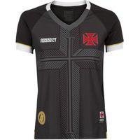 Camisa Do Vasco Da Gama Ct Fan 2020 - Feminina
