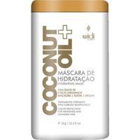 Máscara De Hidratação Widi Care Coconut Oil 1Kg - Unissex-Incolor