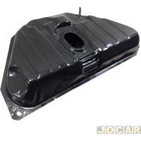 Tanque De Combustível - Alternativo - Igasa - Uno Smart 2000 Até 2004 - Fire 2001 Até 2006 - 55L - Bóia Oval Grande- Leia A Descrição Detalhada - Cada (Unidade) - 2014