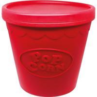 Pipoqueira P/ Micro-Ondas Vermelha - Ningbo