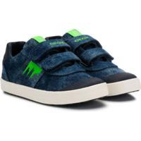 Geox Kids Tênis Jeans - Azul