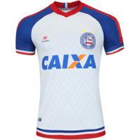 Camisa Do Bahia I 2018 Esquadrão - Masculina - Branco