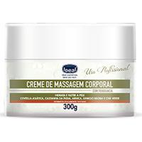 Creme De Massagem Corporal Ideal Com Fragrância 300G