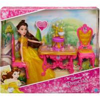 ... Boneca Princesas Disney - Cenário Da Bela - A Bela E A Fera - Hasbro - 8fd964a1711