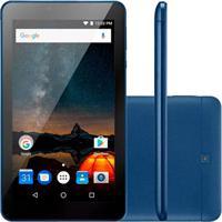 "Tablet Multilaser M7-S 7"" 8Gb Wi-Fi Dual Core Nb274 Azul"