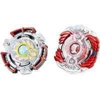 Pião Beyblade - Beyblade Burst Dual Pack - Evipero E2 E Horusood H2 - Hasbro