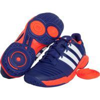 5d2cfcbcd78 Tênis Adidas Performance Adipower Stabil 11 Roxo