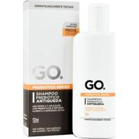 Shampoo Go Man Prebiótico - Antiqueda 150Ml - Unissex-Incolor