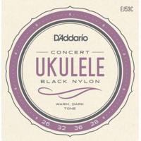 Encordoamento Ukulele Concert D'Addario Ej53C