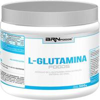 L-Glutamina Foods 300 G - Br Nutrition Foods - Unissex