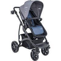 Carrinho De Bebê Explore Kiddo Azul - Tricae