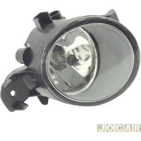 Farol De Milha - Importado - Clio 2003 Até 2012 - Lado Do Motorista - Cada (Unidade) - Msl-200102L