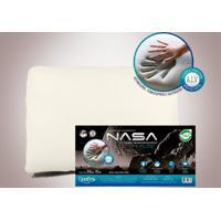 Travesseiro Nasa-X Alto Viscoelástico - 50 X 70 Cm - Duoflex