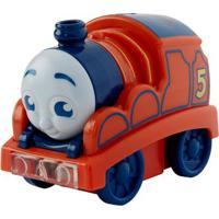 Mini Veículo - Thomas E Seus Amigos - Luzes E Sons - James - Fisher-Price