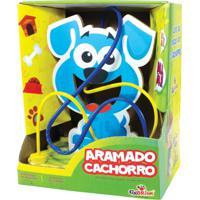Brinquedo Educativo Aramado Cachorro Ciabrink Colorido
