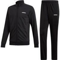 Agasalho Adidas Mts Basics Masculino - Masculino-Preto