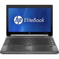 "Notebook Hp Elitebook 8540W - Cinza - Intel Core I7-620M - Ram 4Gb - Hd 320Gb - Tela 14"" - Windows 10"