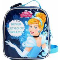 Lancheira Térmica Princesas Disney Cinderela